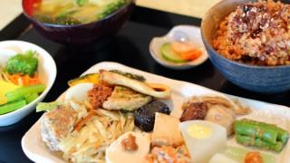 ナチュラルフードレストラン・シェいなば / 立川(ヴィーガン&肉魚)
