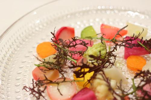 自然栽培野菜のメリ・メロ