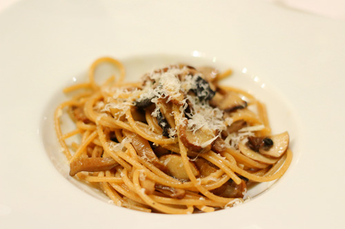 ジロロモーニの全粒粉オーガニックスパゲッティ