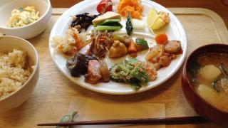 信頼できる丁寧に作られた美味しいご飯がいただける『のどか』 用賀(有機野菜と玄米ごはん)
