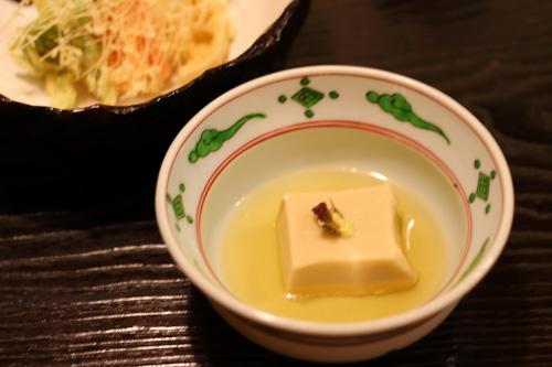 まふ(胡麻豆腐)