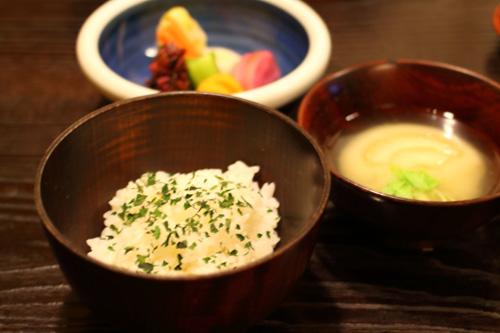 そじゅう(味噌汁)