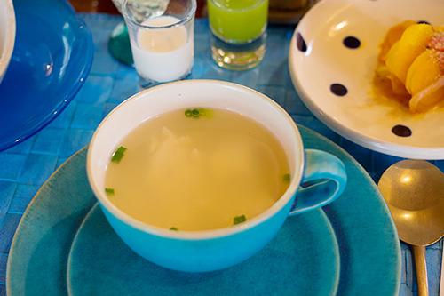 ゆし豆腐スープ