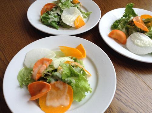 三浦野菜のフレッシュサラダ