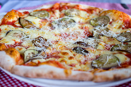 Angelina 石窯ピザ