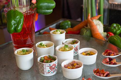 uno restaurant 小鉢