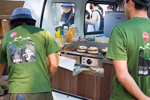 Terra Burgers 2