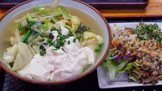 無添加でこだわりの沖縄そばを食べるなら『食事処おたべ』 うるま市・沖縄