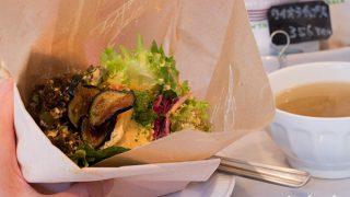 大きな口でガツガツ食べたい美味しすぎるファラフェル『クンバ ドゥ ファラフェル』 神泉・渋谷