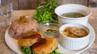 パンも玄米も美味しそうな菜食カフェ『Alaska zwei(アラスカ・ツヴァイ)』 池尻大橋・東京