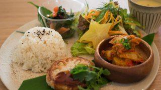 バランスのよい菜食ヴィーガン料理『星のたね』 / 北中城・沖縄