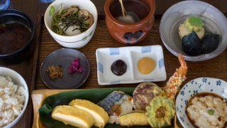 """Kyoto Style Obanzai """"mati-cafe"""" / Ginowan, Okinawa"""
