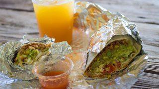 "Best Burrito in Okinawa! ""The Guacamole Burrito Truck"" / Chatan, Okinawa"