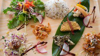 "Vegan Cafe ""Tami's"" / Chatan, Okinawa"
