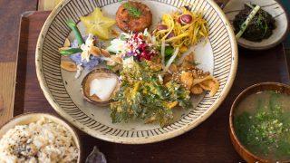 """Vegan Cafe """"mana"""" / Naha, Okinawa"""